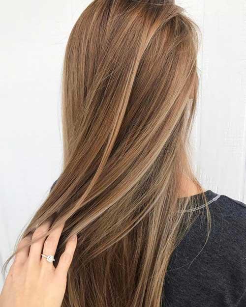 mistura de tinturas para fazer cabelo loiro escuro e castanho claro bonito