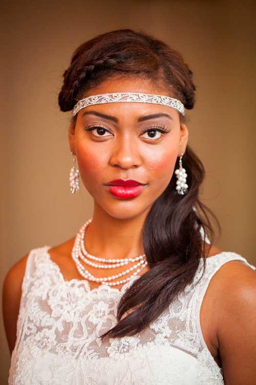 afroamericana charmosa