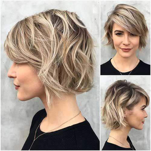 cabelo da moda pixie