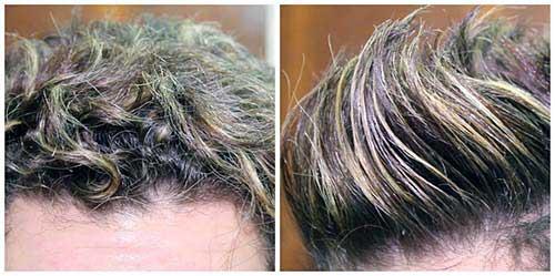 cabelos crespos curtos bonitos depois de alisados
