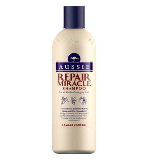 shampoo pra cabelo com danos