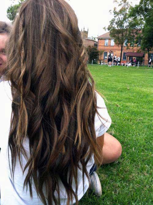 cabelos naturais longos bonitos