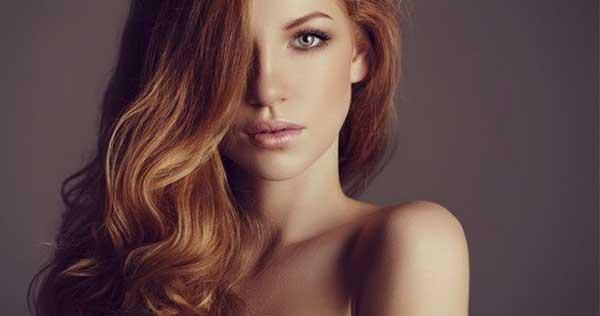 cabelos lavados corretamente sempre ficam mais bonitos