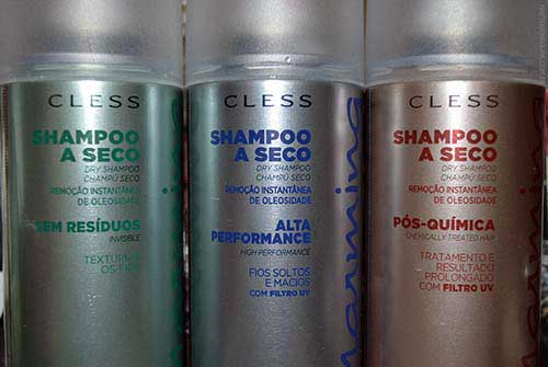 shampoo cless a seco normal