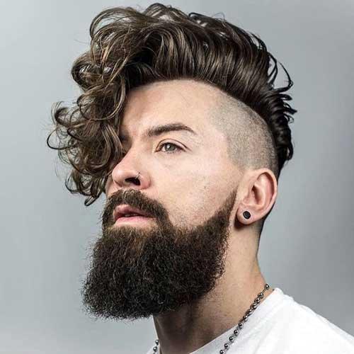 cabelo com franja e maquina 0