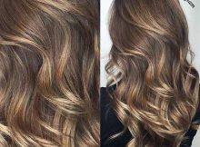 cabelo loiro mel brilhante