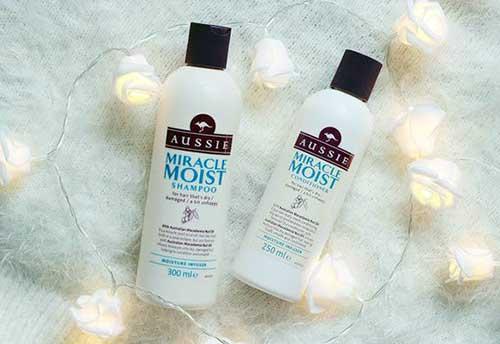 shampoo miracle moist