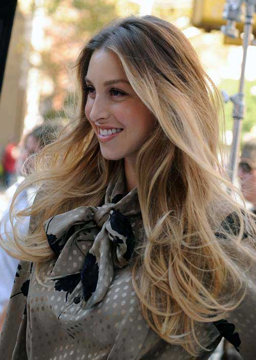 cabelo com ombre hair mel especial