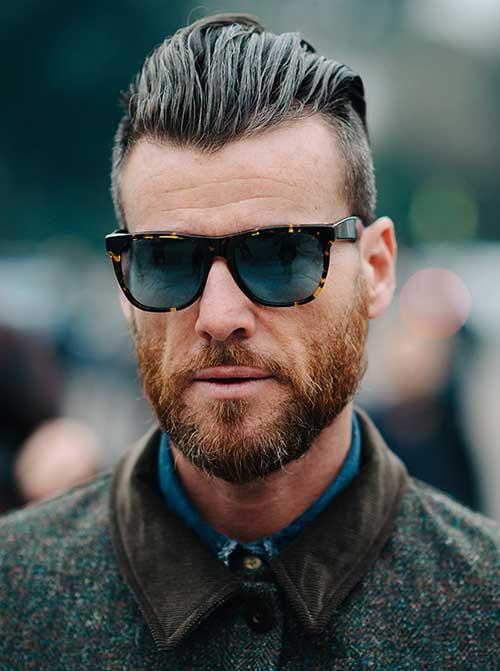corte de cabelo para homens maduros