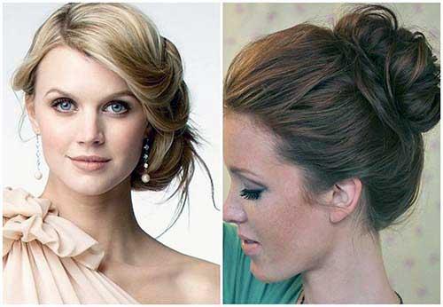 penteado para noiva ou formanda
