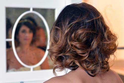 penteado texturizado pra noiva