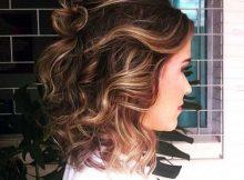 fotos e imagens de cabelos para noivas de fio pequeno
