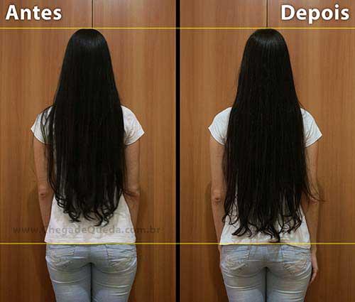 resultados em cabelos pretos funciona mesmo