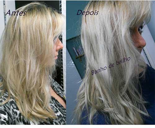 o que esperar nos cabelos loiros platinados ou cinzas