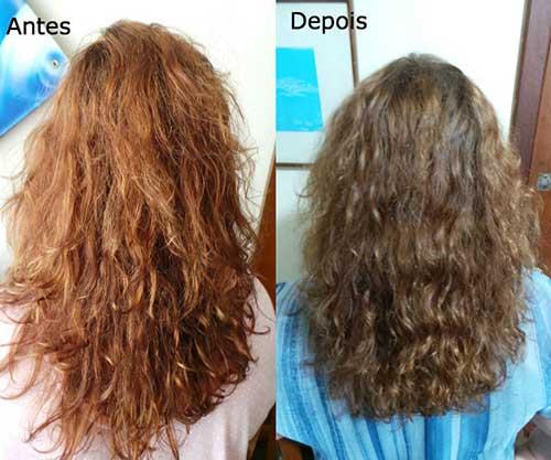 cabelos vermelhos decapados