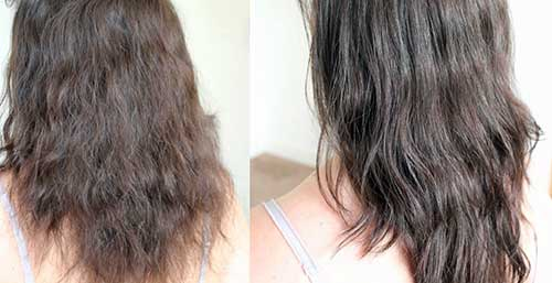 como tratar cabelo danificado em casa com ingredientes naturais