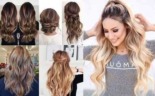 35 Penteados Lindos Para Cabelos Compridos Passo A Passo