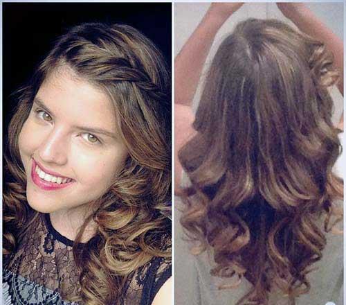 o aparelho da um efeito natural aos cabelos