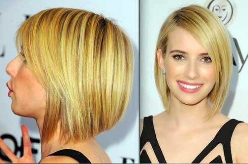 U Cut Hairstyle For Short Hair: TOP 40 Cabelos Chanel Curtos: Fotos, Vídeo, Tutorial