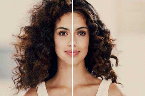 cabelo armado pelo frizz diferença