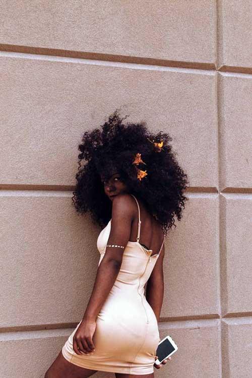 cabelos com volume lindos