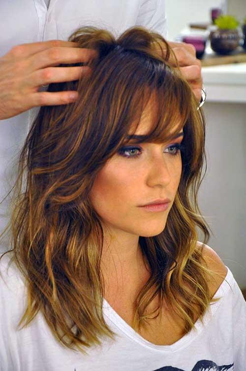 cabelos da atriz fernanda vasconcellos