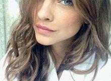 cabelos lindos com olhos claros