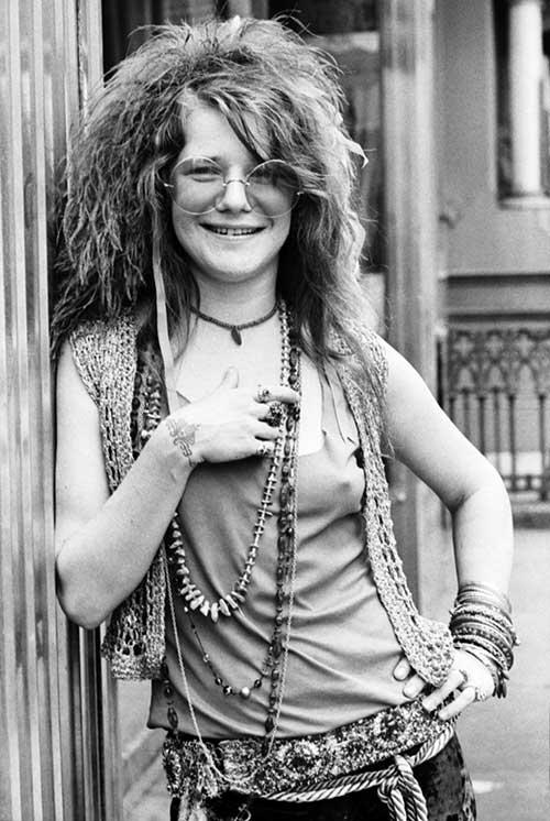 cabelo feminino anos 70