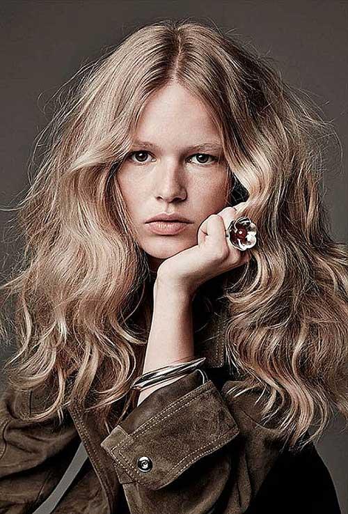 messy hair 1970 em moça bonita
