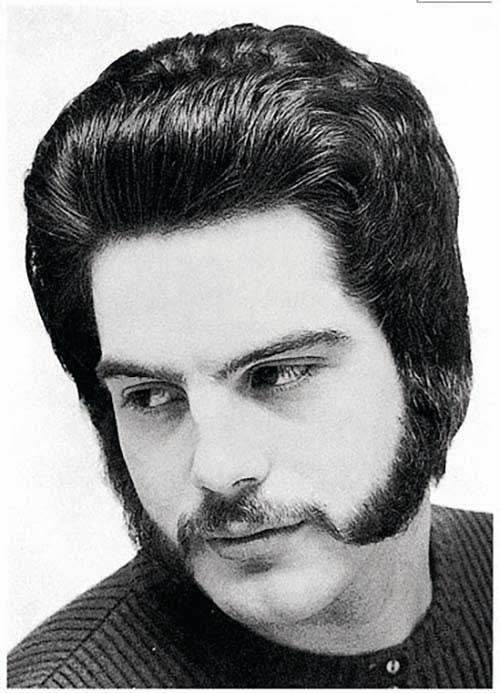 madeixas 1970 no masculino
