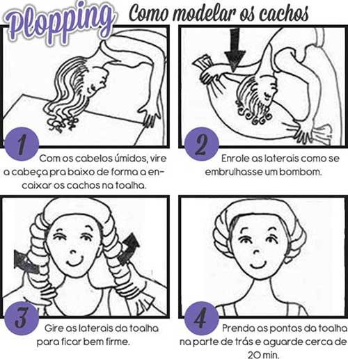 como fazer cabelo ondulado da moda marcado