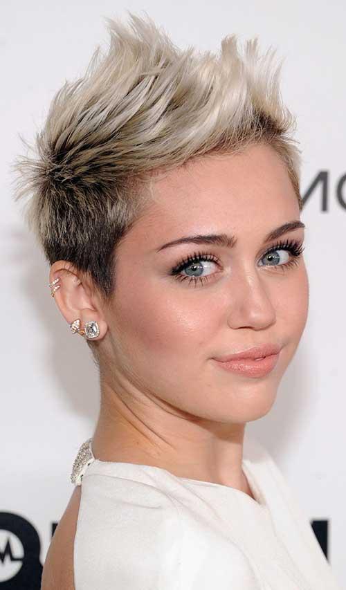 em cabelo com luzes - Miley Cyrus