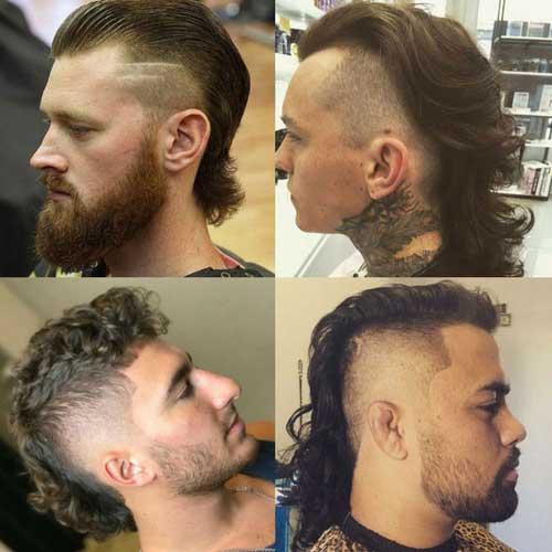 penteados masculinos anos 80 modernizados