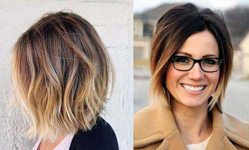 ombre hair no cabelo chanel