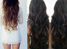 cabelo ondulado e o mais bonito
