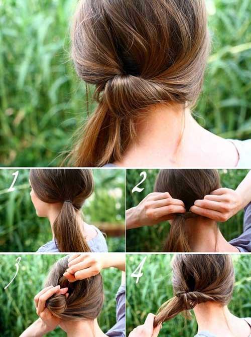 penteado facil e rapido