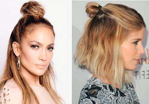 cabelo adotado por celebridades