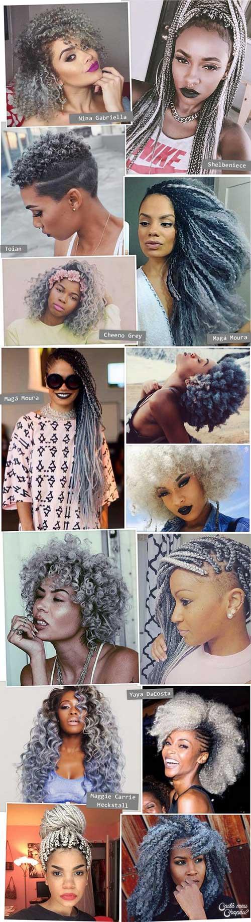 granny hair nas blogueiras