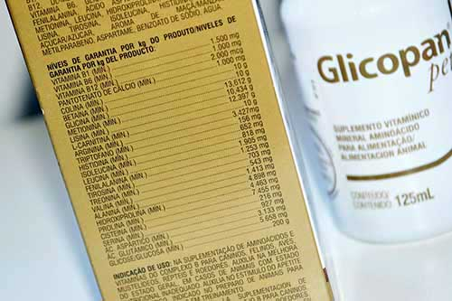 glicopan funciona pra porosidade