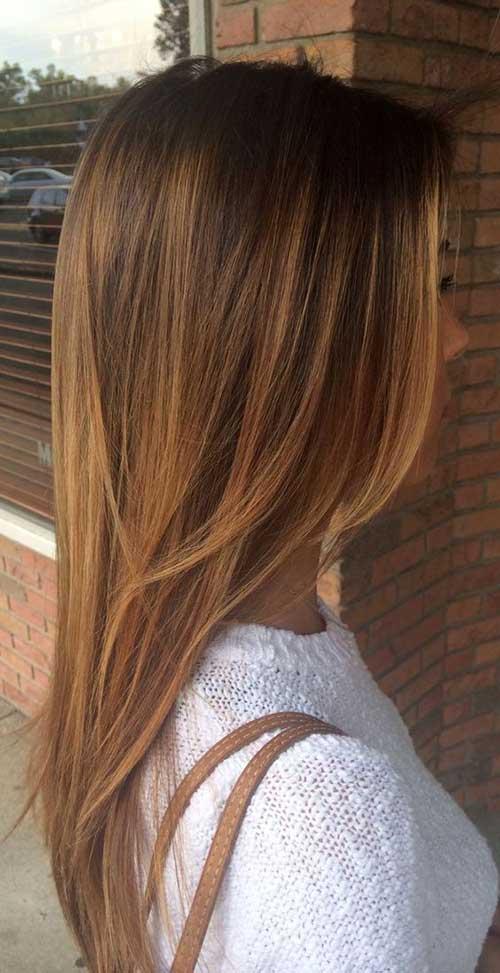 cabelo liso solto sempre lindo