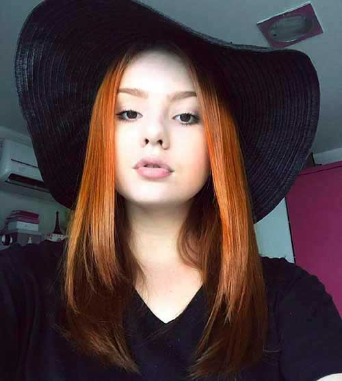 cabelos ruivos de martinha barreto