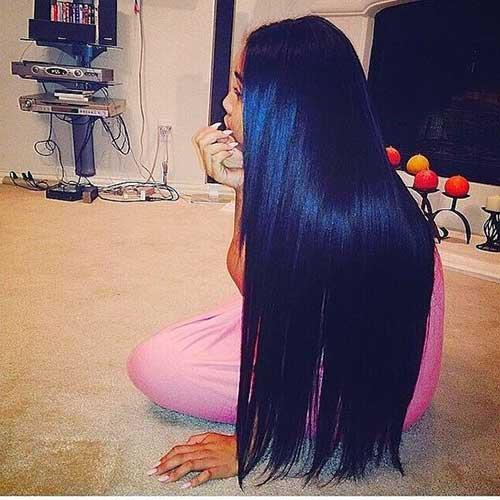 mulheres negras de cabelo preto