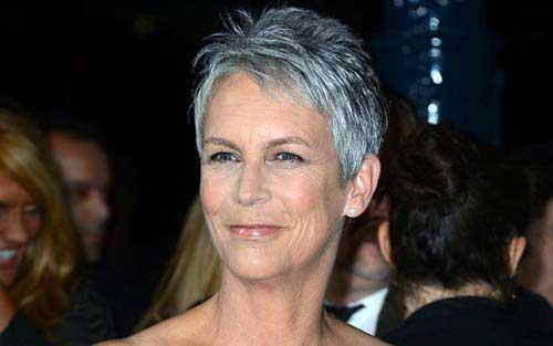 cabelos curtos grisalhos para senhoras