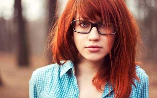 cabelo vermelho no tumblr