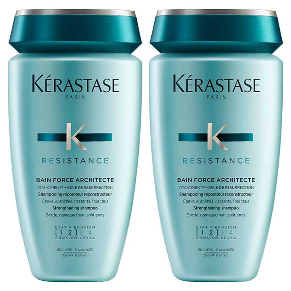 shampoo pra cabelo loiro resistance