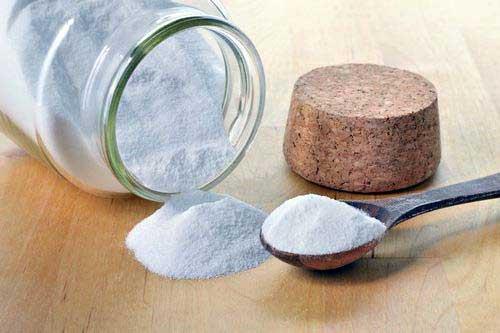 bicarbonato de sodio pra cabelo