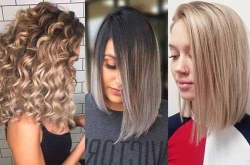 7 Penteados Para Afinar Todos Os Tipos De Rosto Aprenda