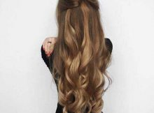 cabelo natural bonito com shampoo de casa
