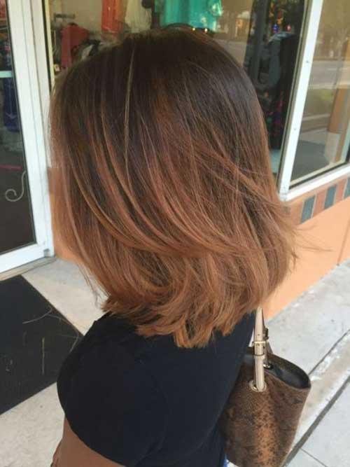 cabelo marrom mais claro
