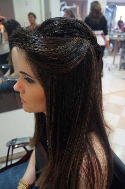 penteado texturizado especial